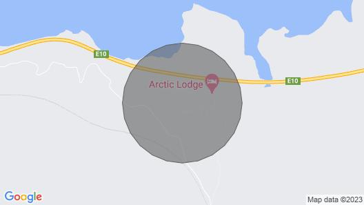 Cabin Odon 7 Katterjokk Map