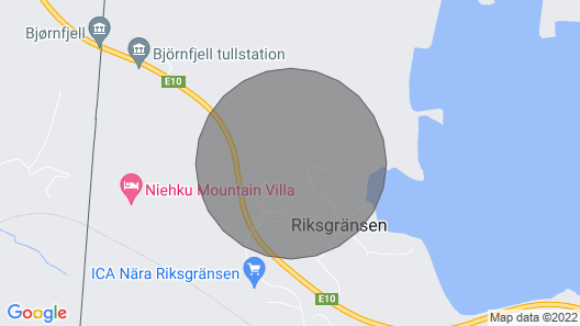 Ribo Apartment Snöpiggen 9:4 Map