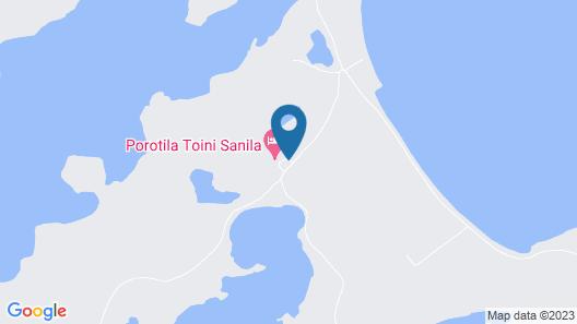 Porotila Toini Sanila Map