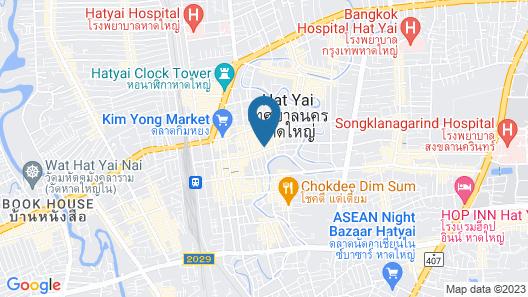 New Season Square Hotel Map