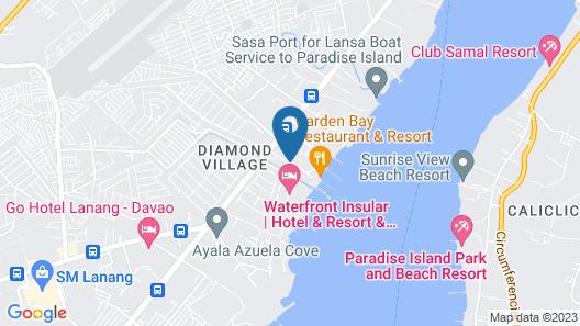 Dusit Thani Residence Davao Map