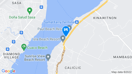 Club Samal Resorts Development Inc Map