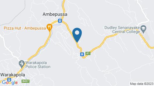 Heritage Ambepussa Map