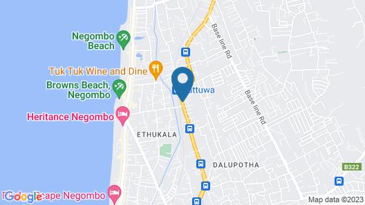 GUDSMITH HOME Map