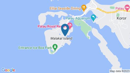 West Plaza Hotel Malakal Map