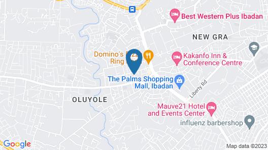 Capital Citilodge Map