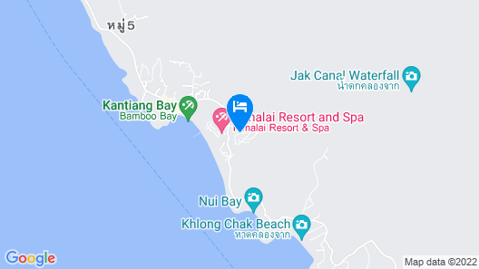 Pimalai Resort And Spa Map