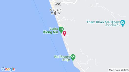 SriLanta Resort and Spa Map
