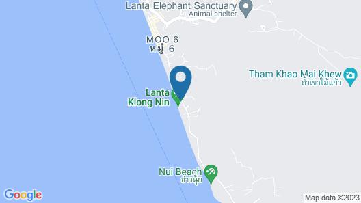 Lanta Miami Resort Map