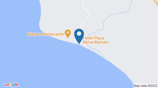 Hotel Playa Reina Map