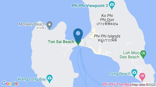 Kinnaree House Map