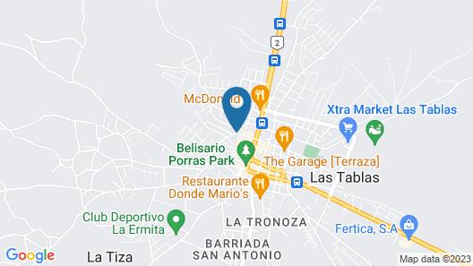Hotel Don Jesus Map