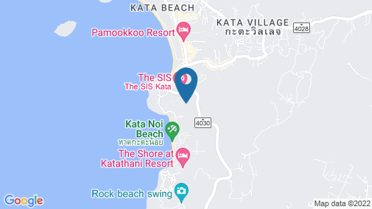 The Sea Galleri by Katathani Map