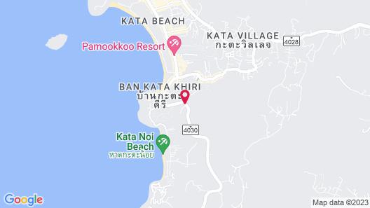 The Galleri by Katathani Map
