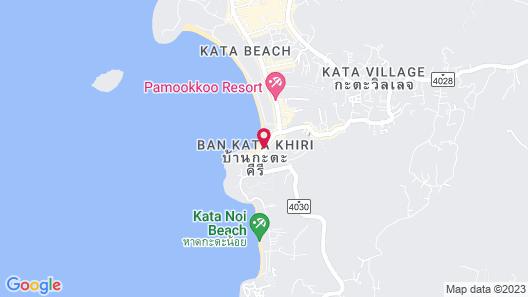 The Boathouse Phuket Map
