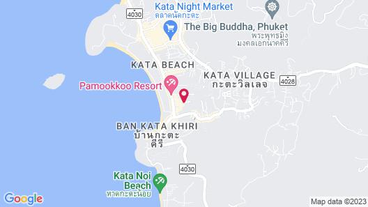 Malisa Villa's Kata Map