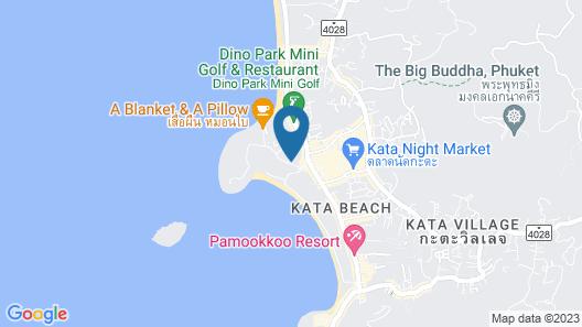 Peach Hill Resort Map