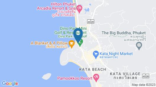 Beyond Resort Karon Map