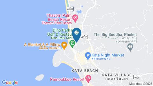 Horizon Karon Beach Resort & Spa Map