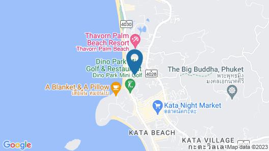 Avista Grande Phuket Karon - MGallery Map