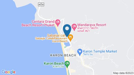 The Village Resort & Spa Map