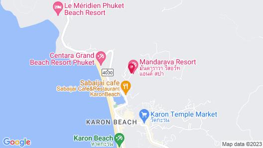 Phunawa Resort Map