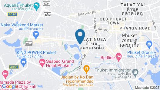 Sugar Palm Residence Map