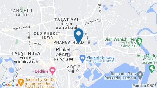 Bhukitta Boutique Hotel Map