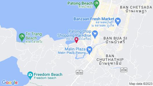 Holiday Inn Resort Phuket, an IHG Hotel Map