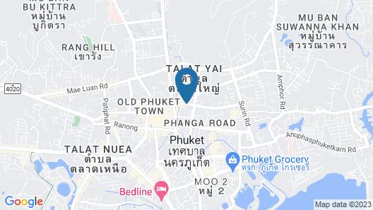 Baan Suwantawe Map