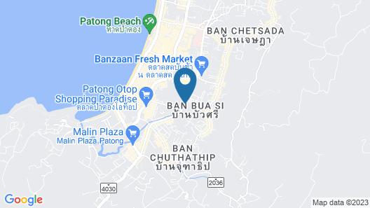 Add Plus Hotel & Spa Map