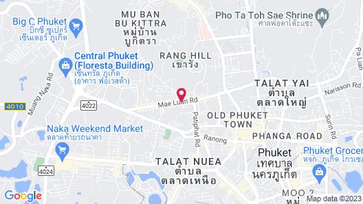 Sino Inn Map