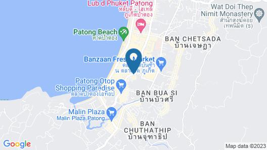 Amata Patong Map