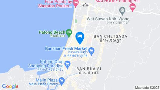 Lokal Phuket Map