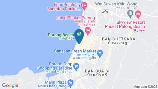 Kudo Hotel Map