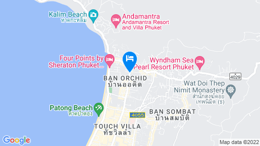 ETK Patong Map