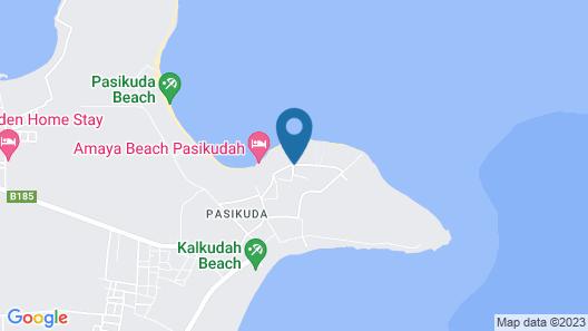 Passi Villas Passikudah Map