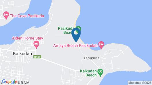 Maalu Maalu Resort & Spa Map