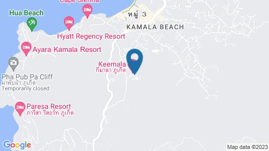 Keemala Map