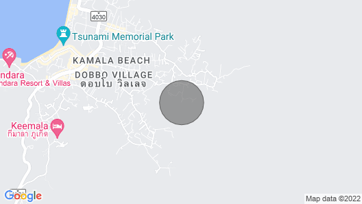 Top Appartment + 2 Pools + Terrace + Mountain View Near Beach Kamala Wifi Free Map