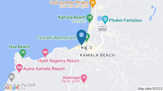 Layalina Hotel Map