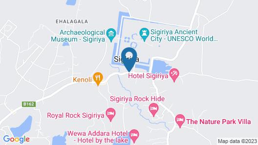 EKHO Sigiriya Map