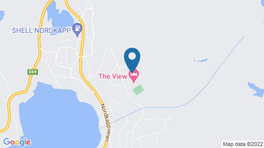 The View Hotel Map