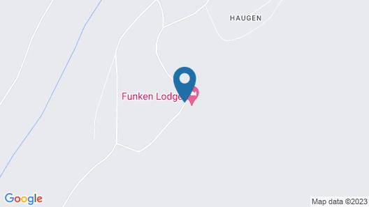 Funken Lodge Map