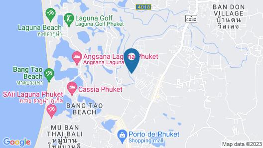 Yipmunta Pool Villa Map