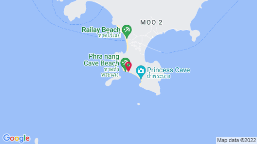 Villa Macaque and Villa Languor  Map