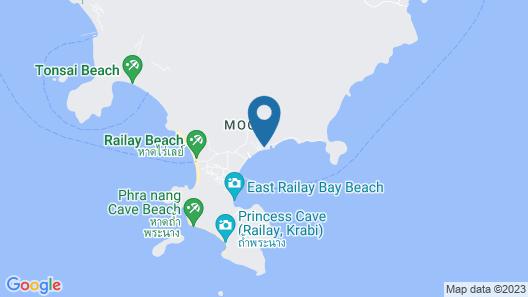 Rapala Rock Wood Resort Map