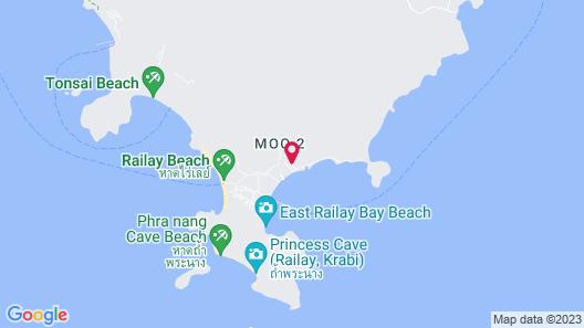 Diamond Cave Resort Map