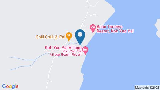 Baan Taranya Koh Yao Yai Map