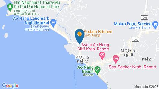 Pakasai Resort Map